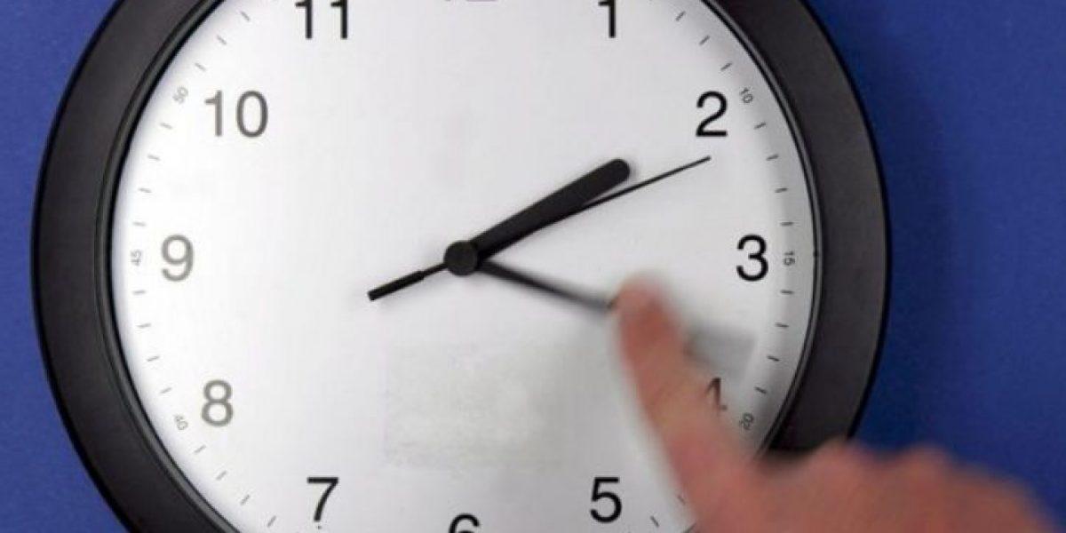 Mañana cambia la hora en Estados Unidos