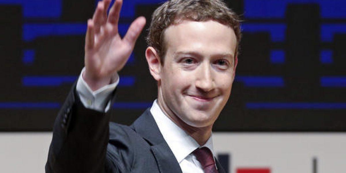 Mark Zuckerberg y su esposa esperan a su segunda hija