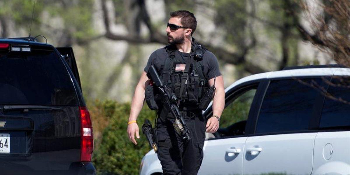Servicio Secreto arresta a individuo que saltó verja de la Casa Blanca