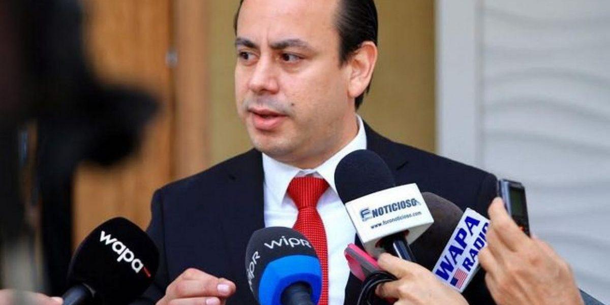 Secretario de la Gobernación: