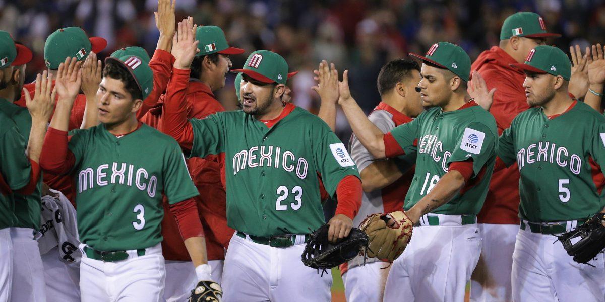 México derrota a Venezuela, pero queda fuera del Clásico Mundial de Béisbol