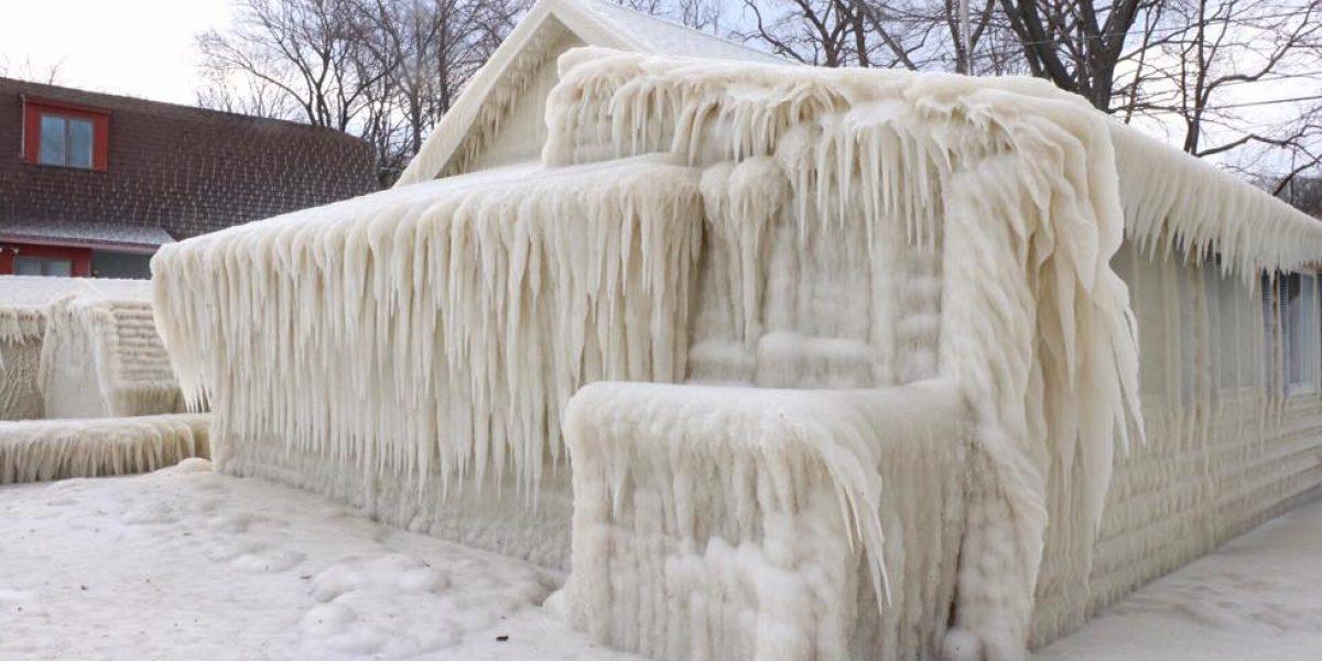 Efectos extremos del frío en Nueva York