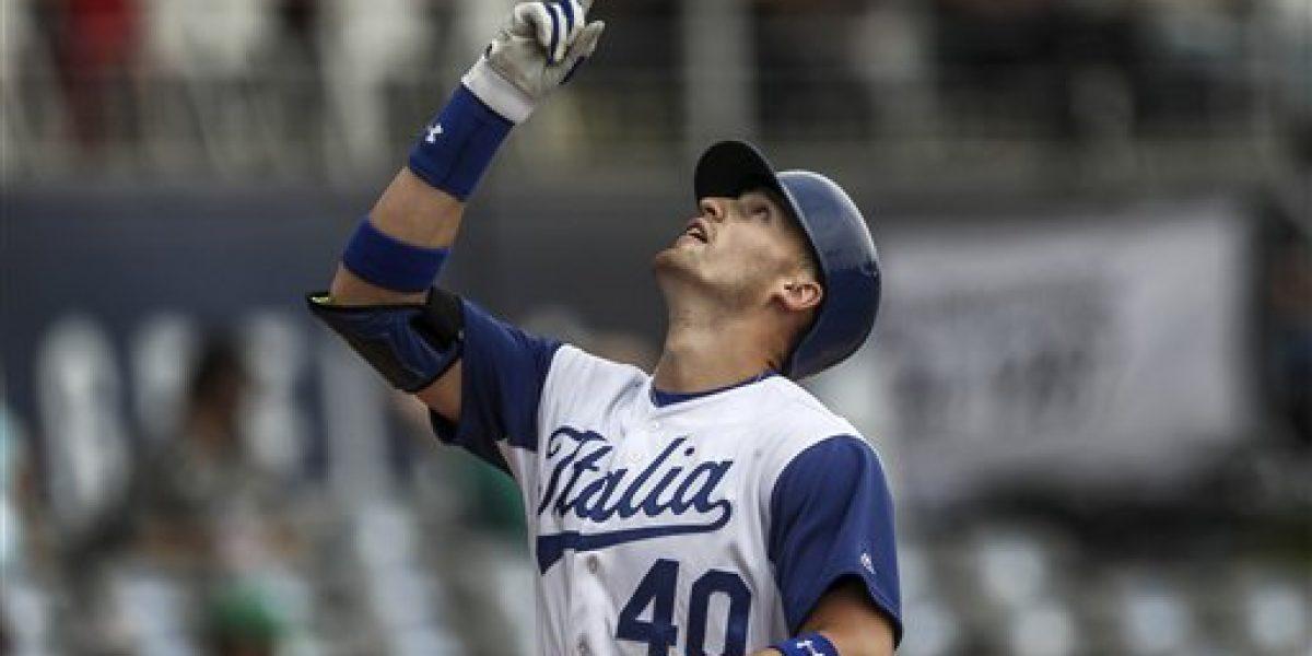 Clásico: Italia pierde a Brandon Nimmo