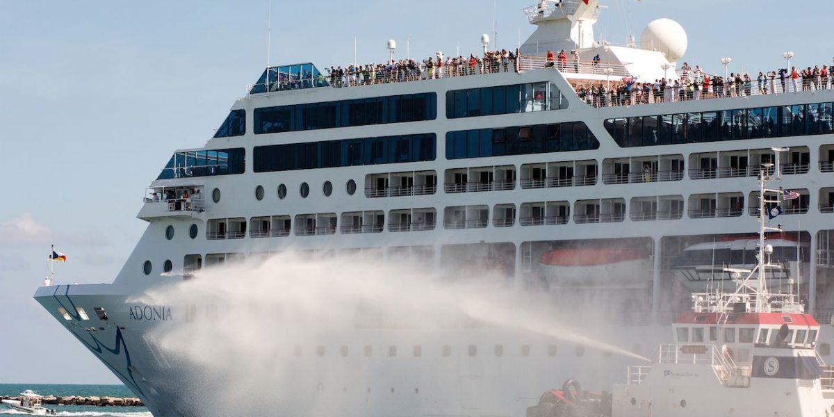 Abre en Florida la mayor feria de cruceros del mundo