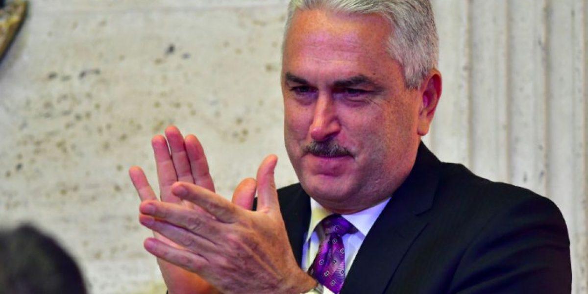 Rivera Schatz a la JCF: Que comiencen ellos a recortar