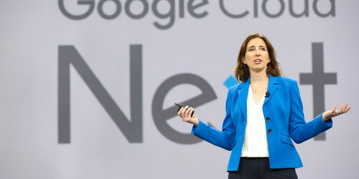 Google presenta productos en el evento Next 2017