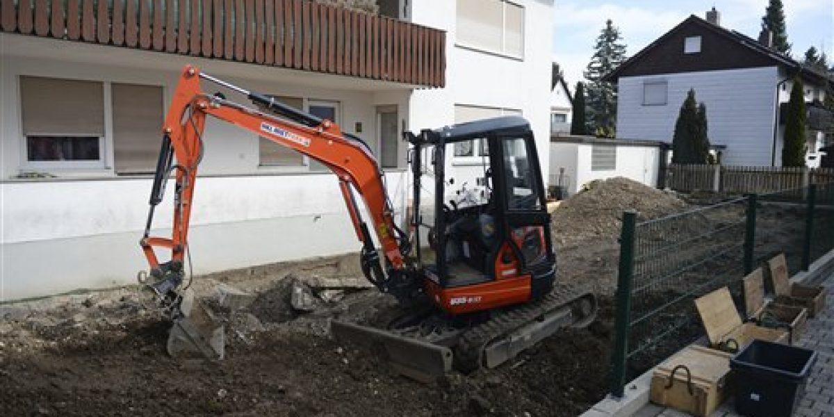 Alemania: Hallan armas de Segunda Guerra enterradas bajo edificio