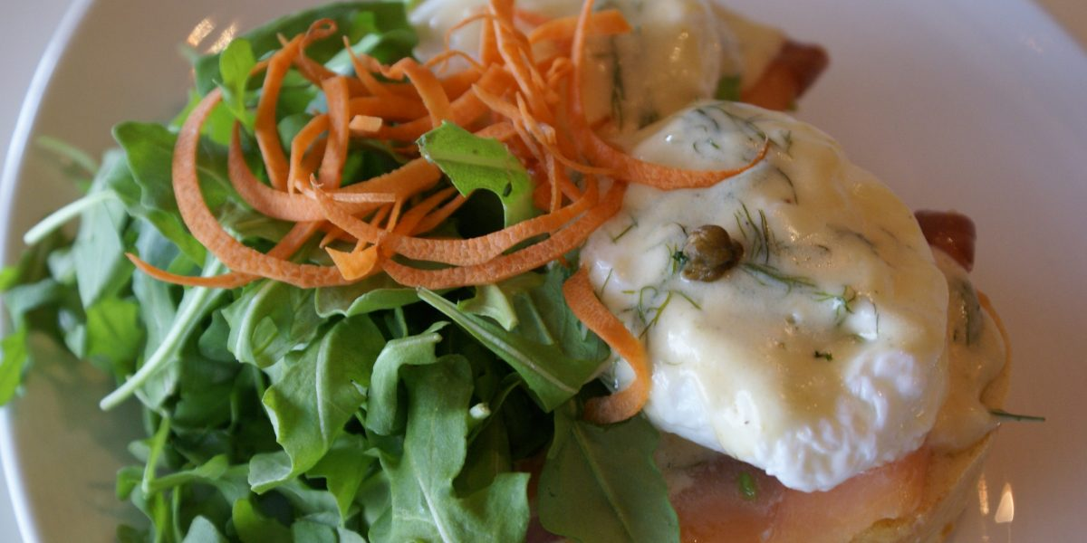 Café Olé: cocina sana y creativa