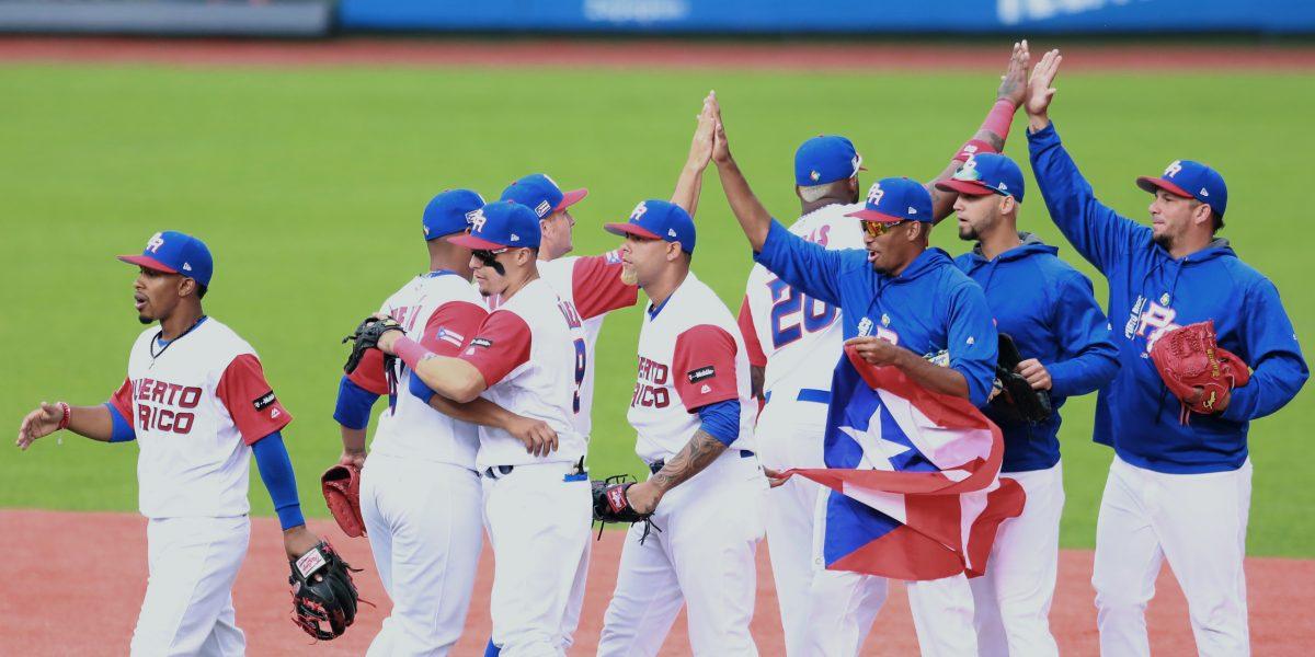 Sigue las incidencias de Puerto Rico contra República Dominicana