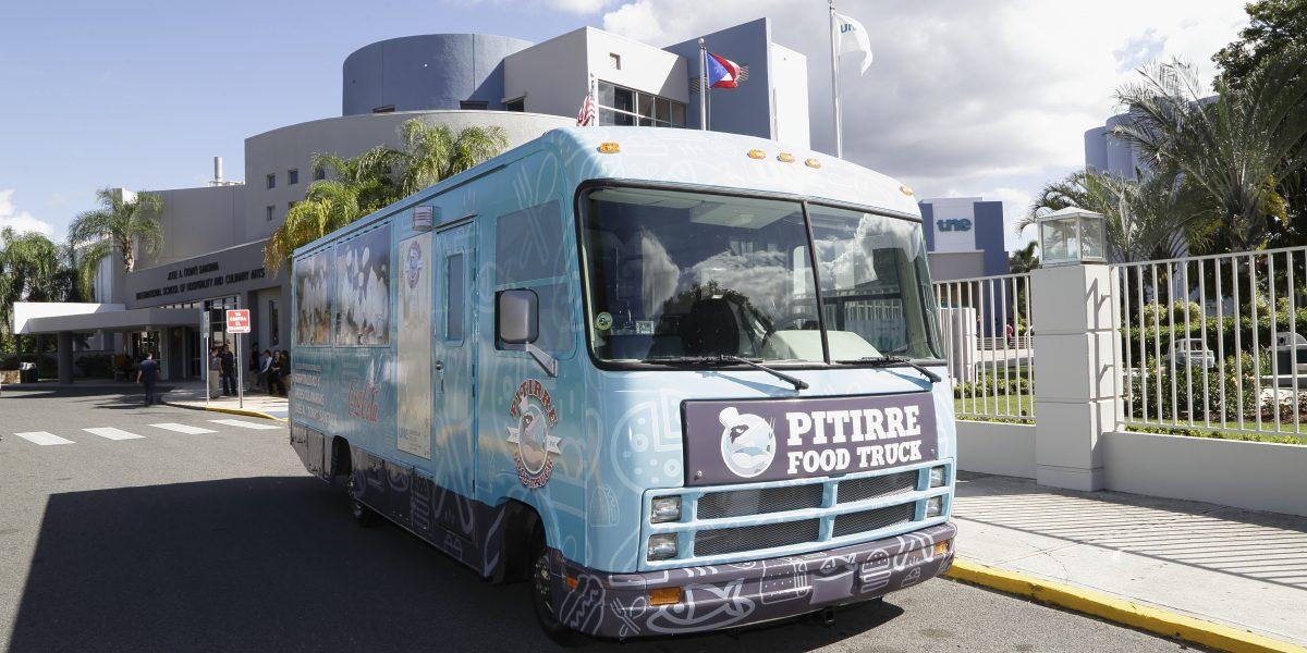 Crean el primer Food Truck universitario