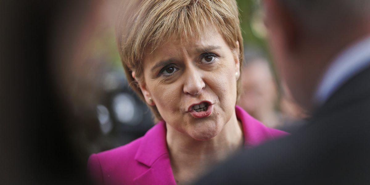 Trabajan para nuevo referéndum de independencia en Escocia