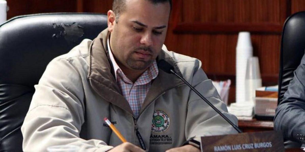 Cruz Burgos: Plan fiscal suma 91 impuestos a administración PNP