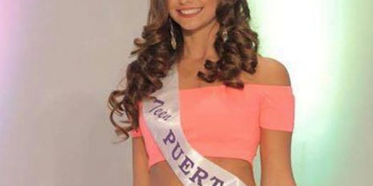 Boricua gana Miss Teen Petite International 2017