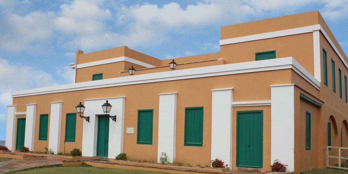 Concluye restauración del Fortín Conde Mirasol en Vieques