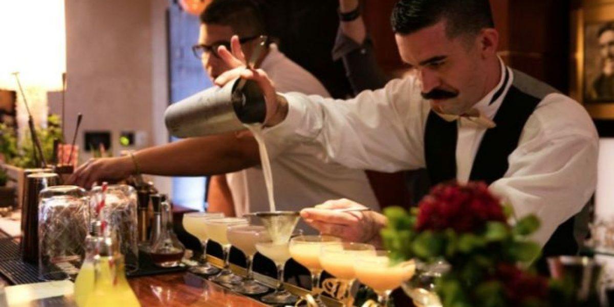 La Coctelera fue reconocida como la mejor barra del año