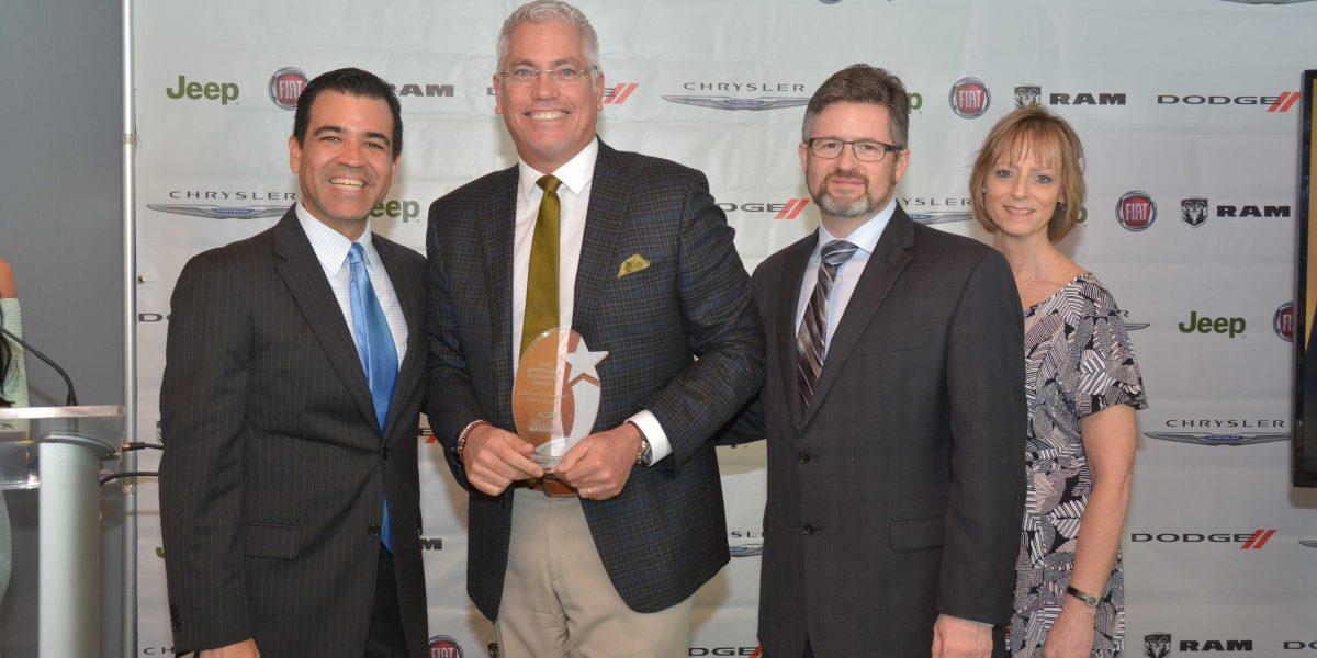Fiat Chrysler lleva a cabo los Dealer Awards