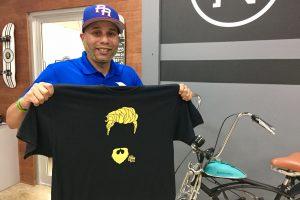 Luis Bultrón, ejecutivo de ventas de Rondapro en Guaynabo. Foto: David Cordero Mercado. Imagen Por: Luis Bultrón, ejecutivo de ventas de Rondapro en Guaynabo. Foto: David Cordero Mercado