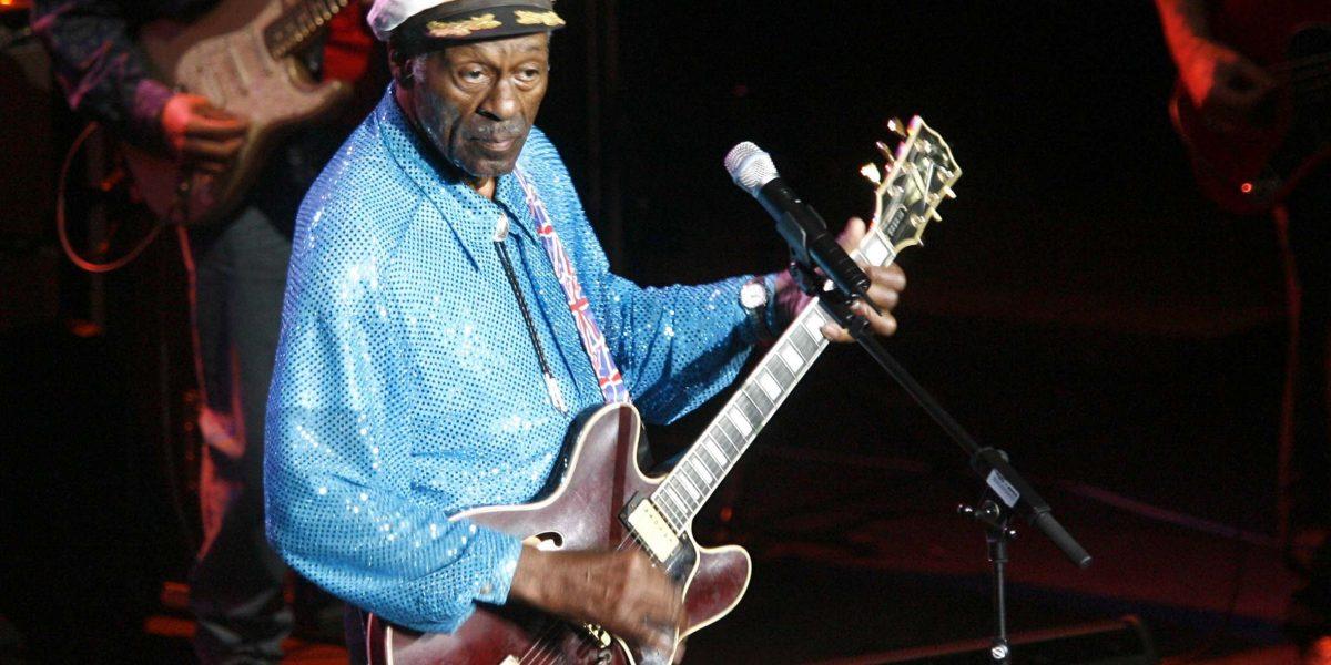 Fallece Chuck Berry a los 90 años