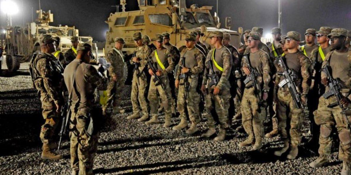Soldado afgano hiere a tiros a soldados de EEUU
