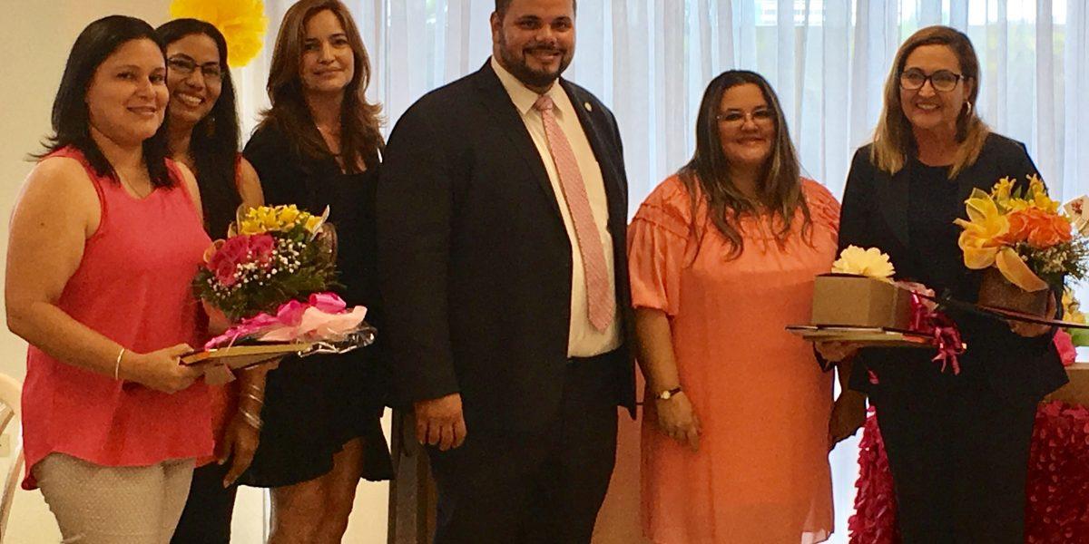 Colegio de Agrónomos de Puerto Rico reconoce a agrónomas destacadas