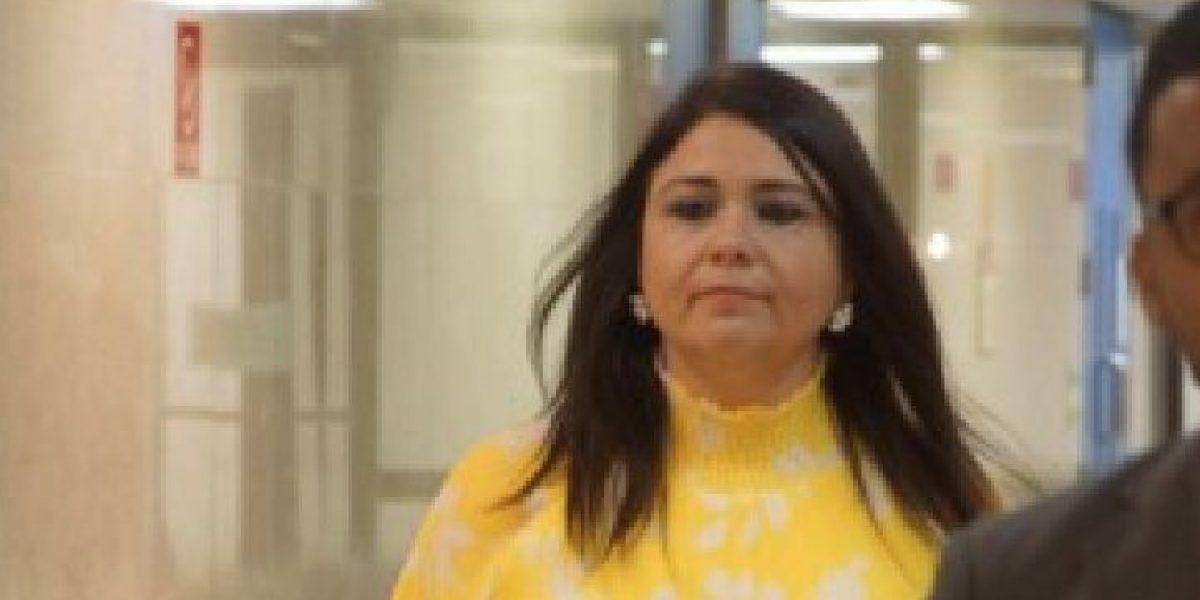 Confiada en Dios, exsenadora Maritere González