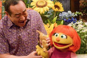 Sesame Street incorpora personaje con autismo