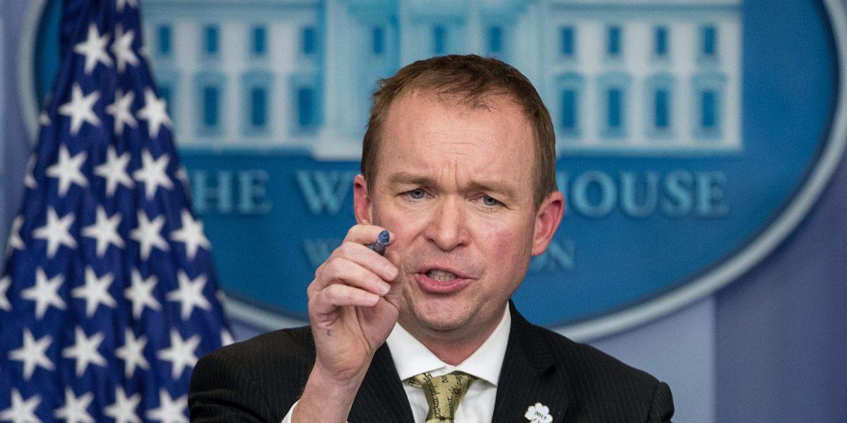 Casa Blanca prohíbe a funcionarios hablar de presupuesto