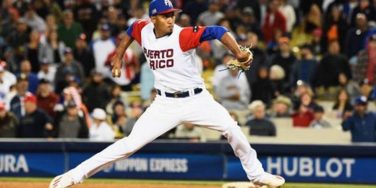 Edwin Díaz podrá lanzar entrada para Puerto Rico en juego campeonato
