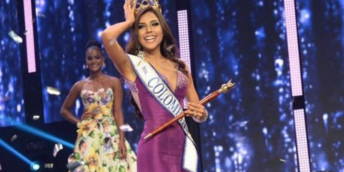 Colombia elige su reina para Miss Universo 2017