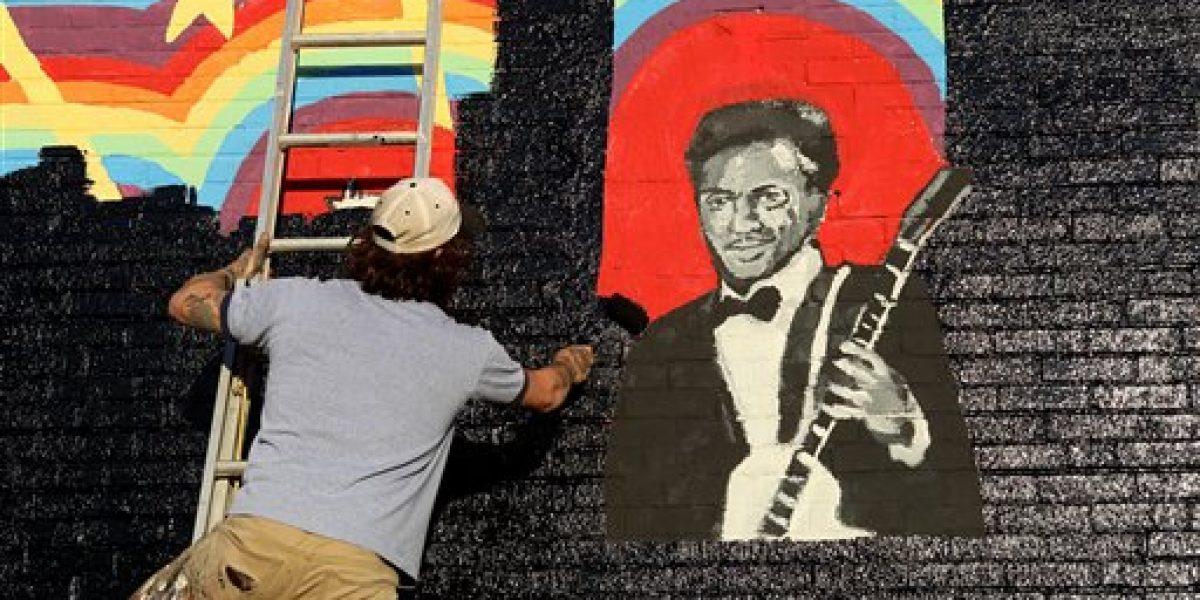 Último álbum de estudio de Chuck Berry saldrá en junio