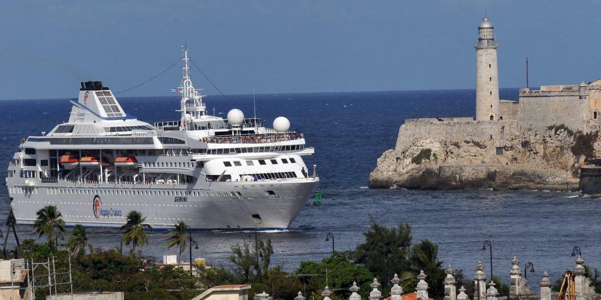 Oceania anuncia nuevos itinerarios de cruceros de Miami a Cuba