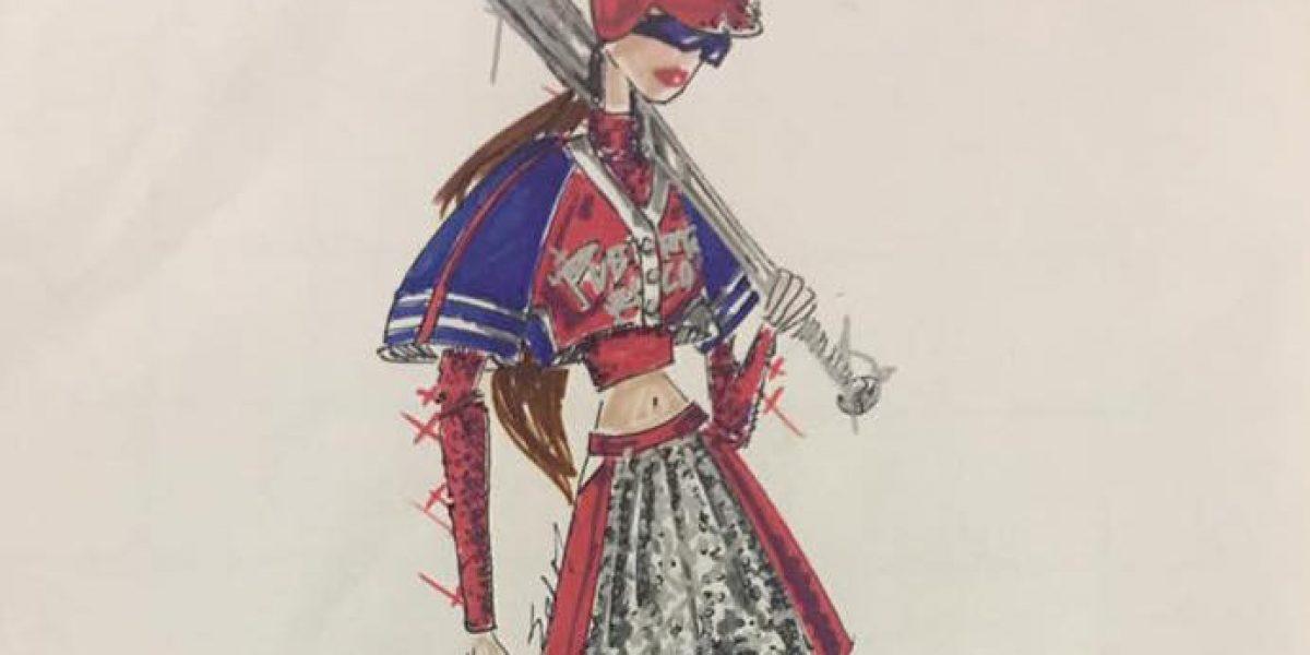 El traje típico para nuestra próxima candidata a Miss Universe