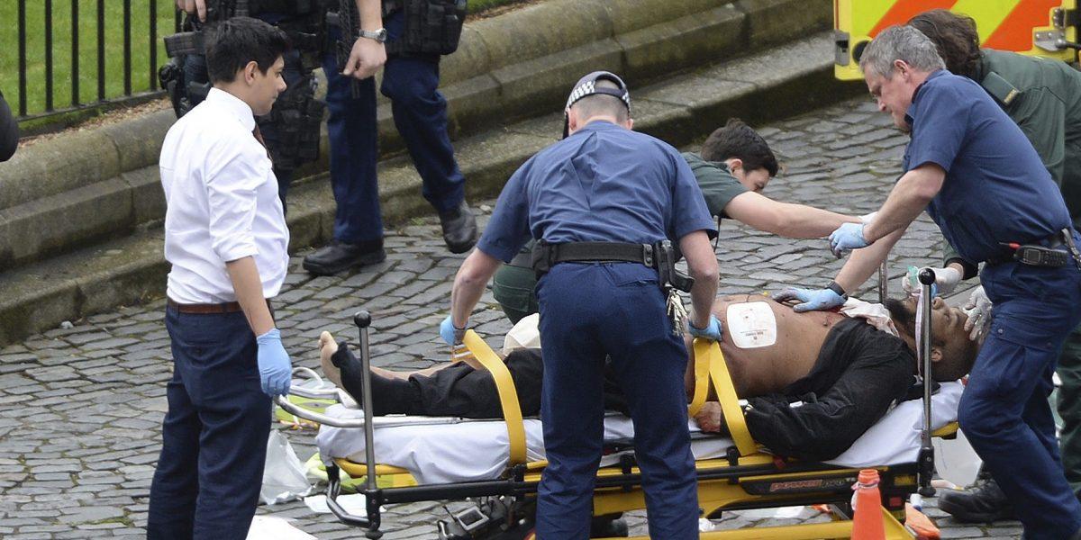 10 fotos impactantes del ataque en Londres