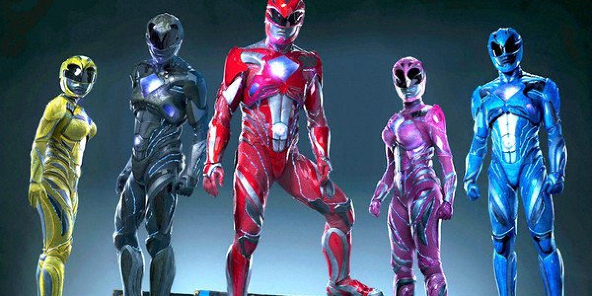 Revelan homosexualidad de un Power Ranger en nueva película
