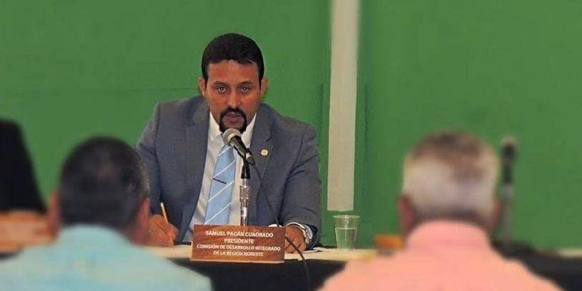 Cámara evalúa estado del complejo vacacional Punta Santiago en Humacao
