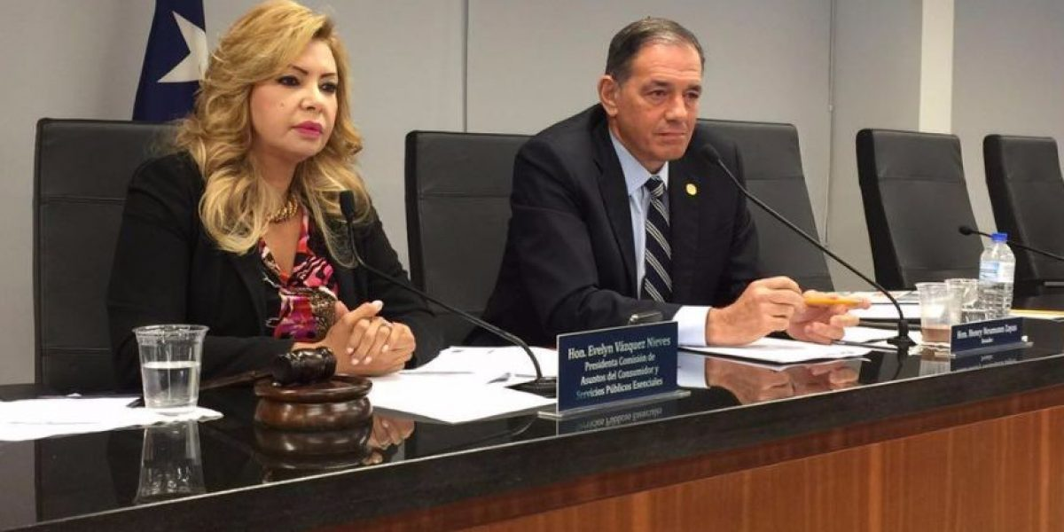 Senadora radica resolución para investigar beca para niños especiales