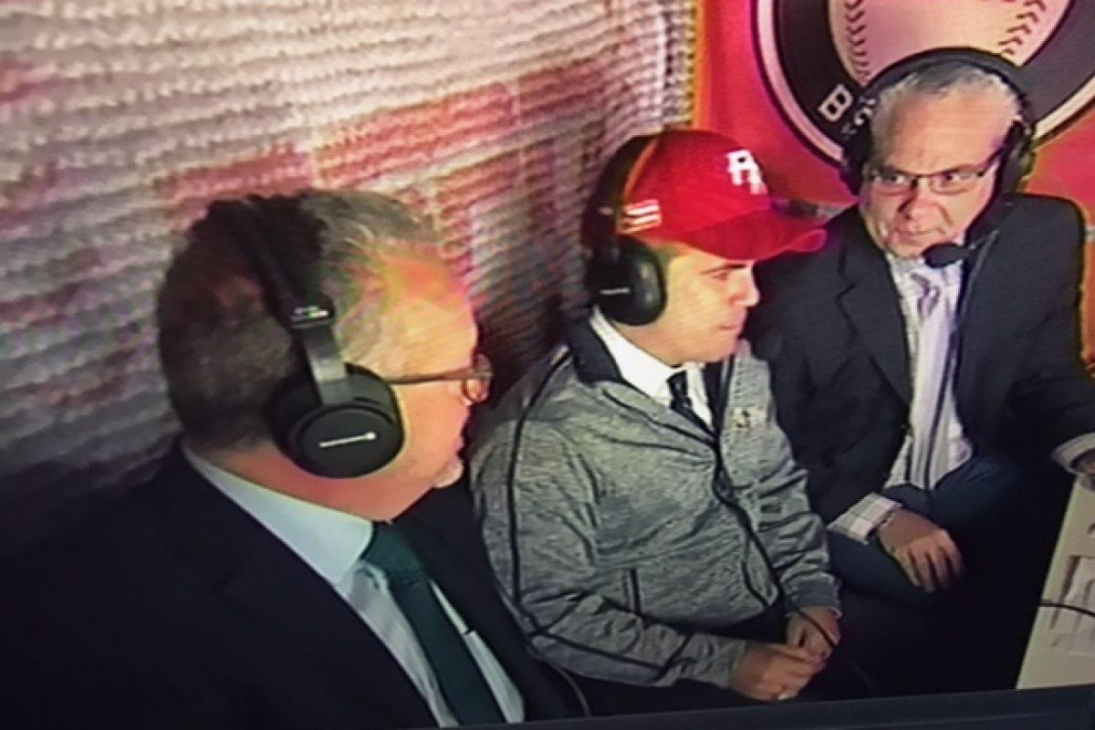 Ricardo Rosselló en ESPN