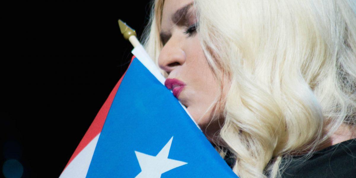 Ednita Nazario dedica tema al Equipo Nacional de Beisból