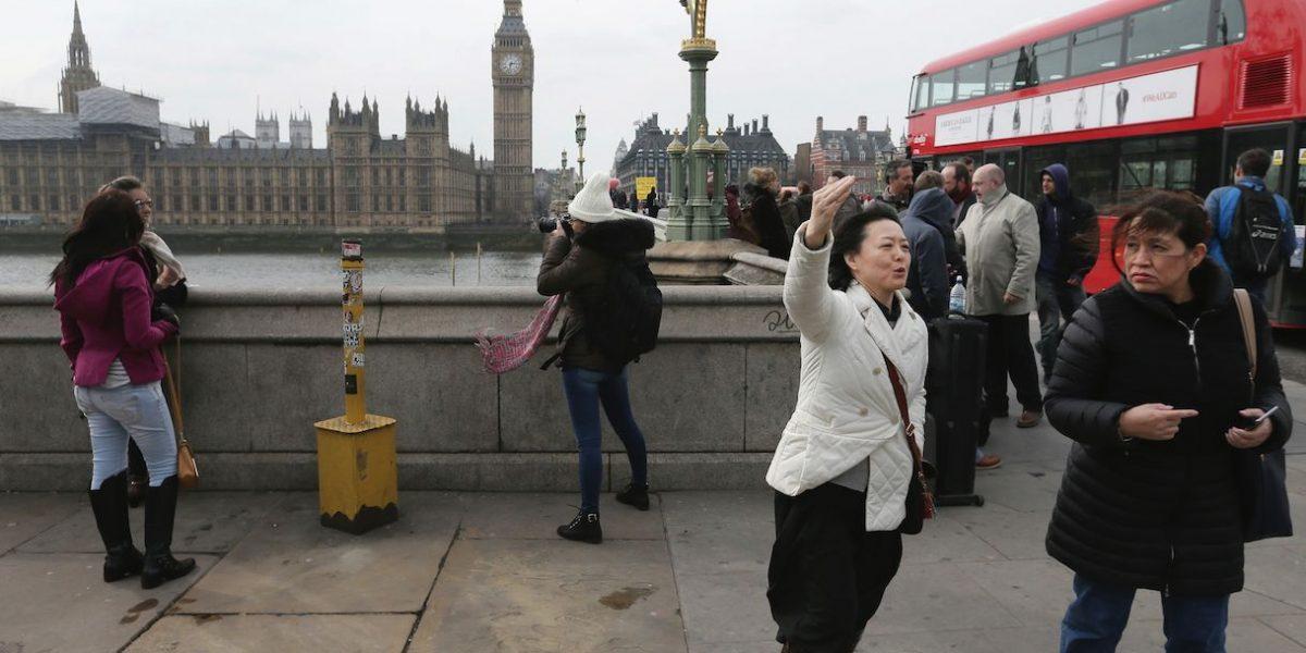 Arrestan a 8 personas sospechosas de ataque en Londres