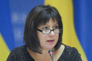 Chofer, escolta y gastos de mudanza pagos para Natalie Jaresko