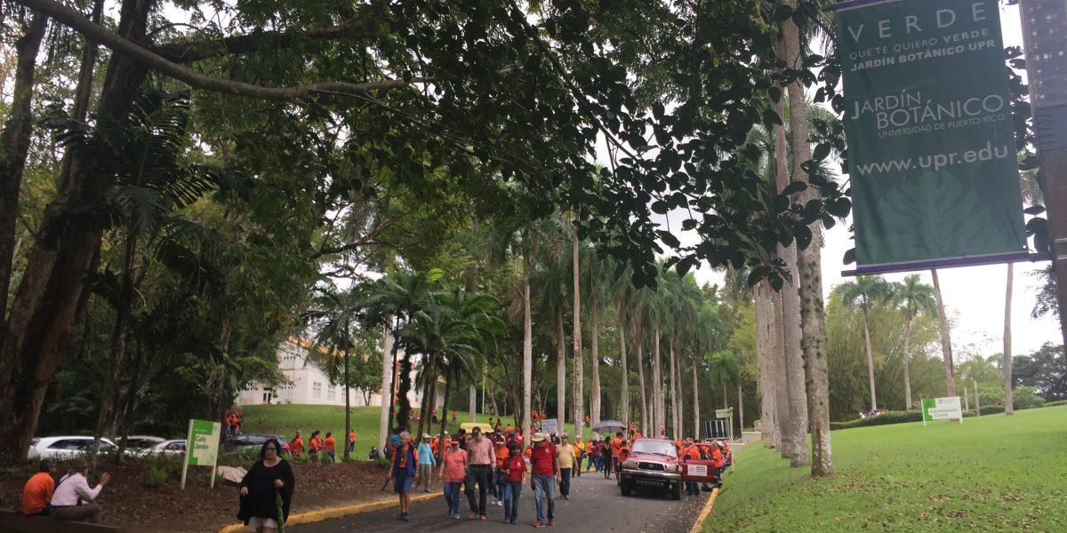 Reunidos empleados y funcionarios de administración central de la UPR