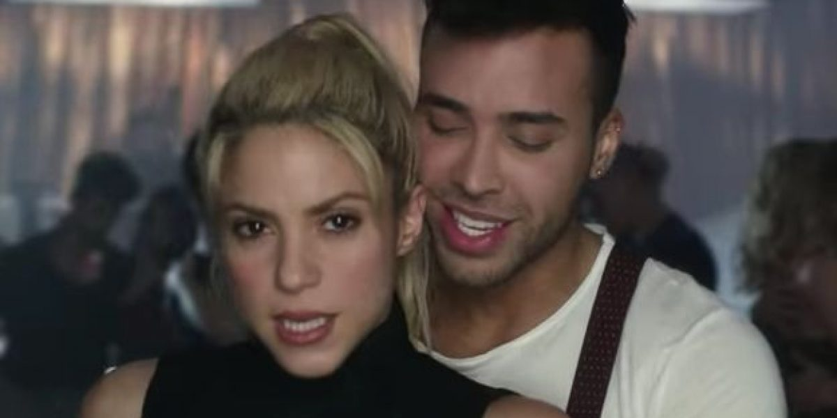 Prince Royce y Shakira estrenan video de