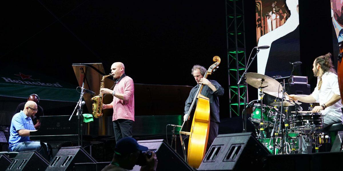 Noche de puro jazz en el Puerto Rico Heineken Jazz Fest