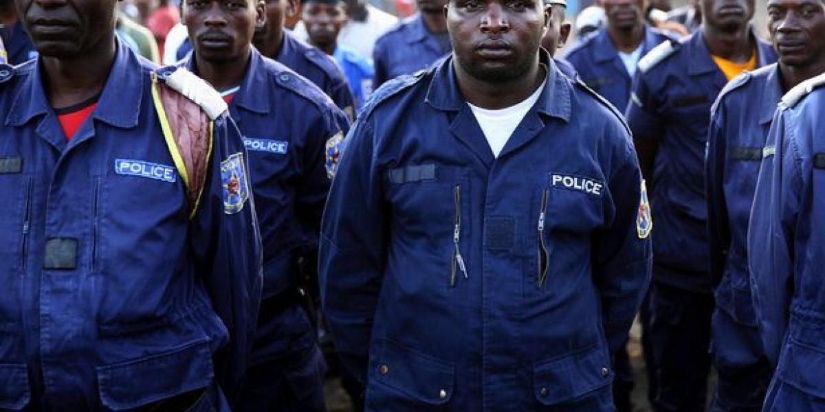 Milicia congoleña decapita a 42 policías