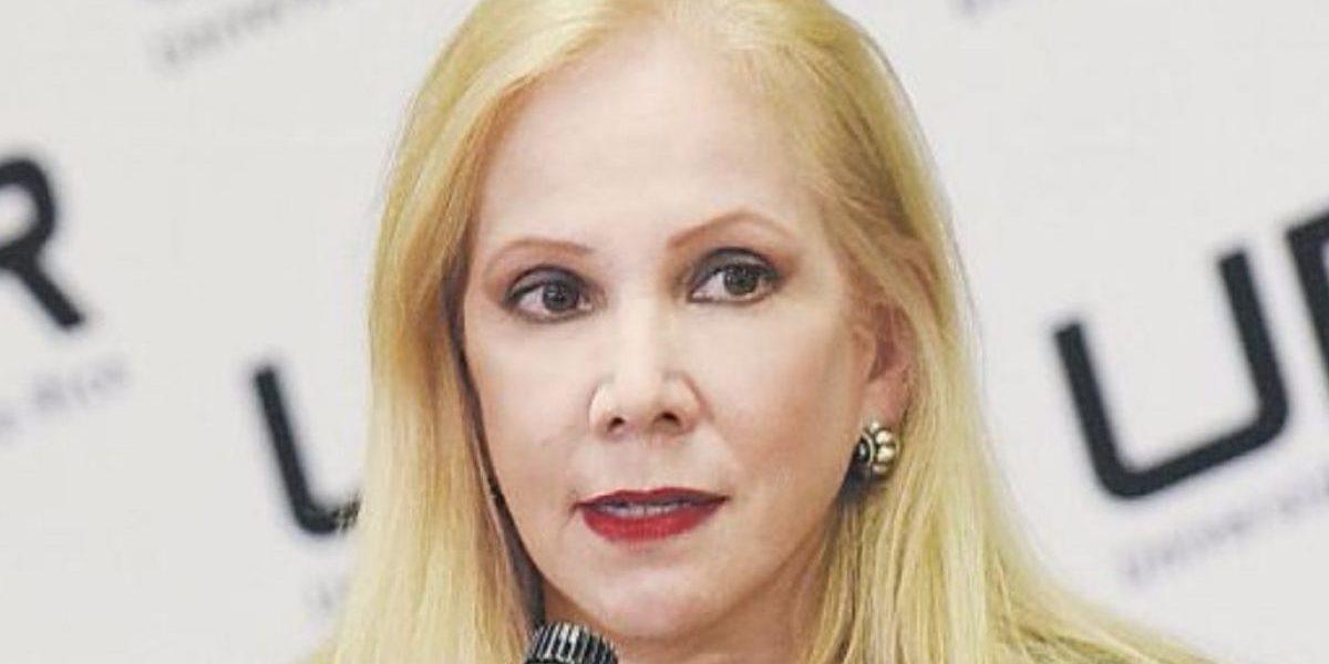 Presidenta interina UPR defiende reunión con Policía para controlar huelga