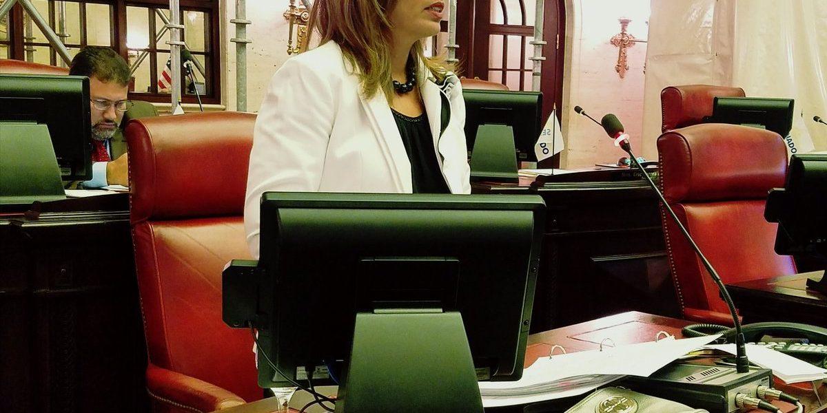 Senadora PPD denuncia que plan fiscal de Rosselló despedirá miles de empleados