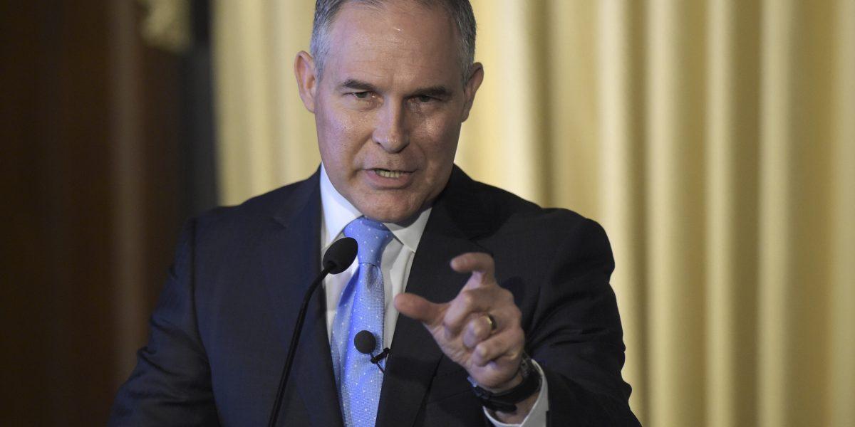 Trump derogará medidas de prevención de calentamiento global