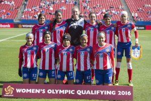 Selección femenina boricua entre las mejores cien de FIFA
