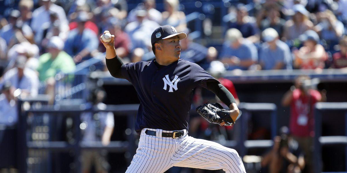 Sin definir la rotación de los Yankees