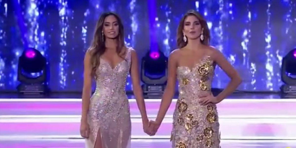 Viral reacción de Miss Bogotá